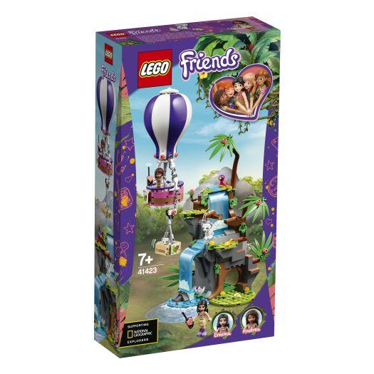 Конструктор LEGO Friends Порятунок тигра на повітряній кулі (41423)замовити