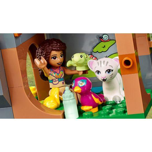 Конструктор LEGO Friends Порятунок тигра на повітряній кулі (41423)купити