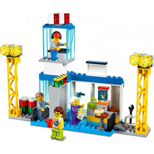 Конструктор LEGO City Головний аеропорт (60261)купити