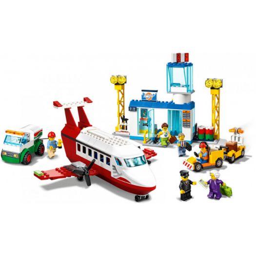 Конструктор LEGO City Головний аеропорт (60261)замовити