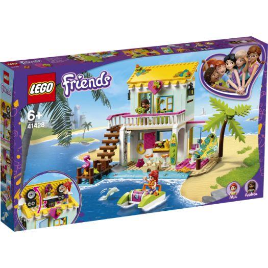 Конструктор LEGO Friends Пляжний будинок (41428)купити