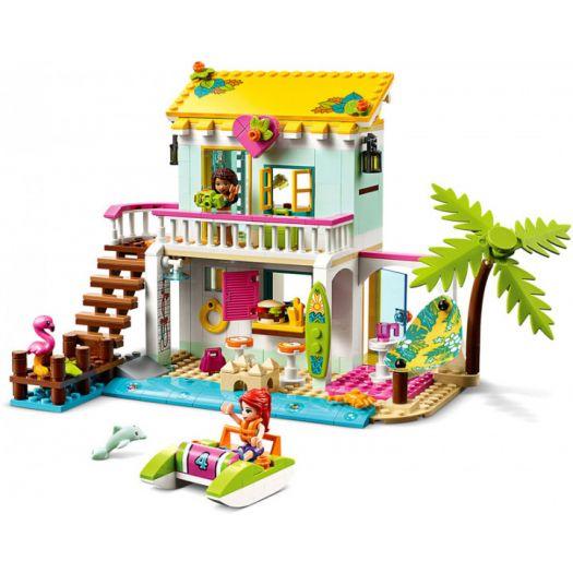 Конструктор LEGO Friends Пляжний будинок (41428)замовити