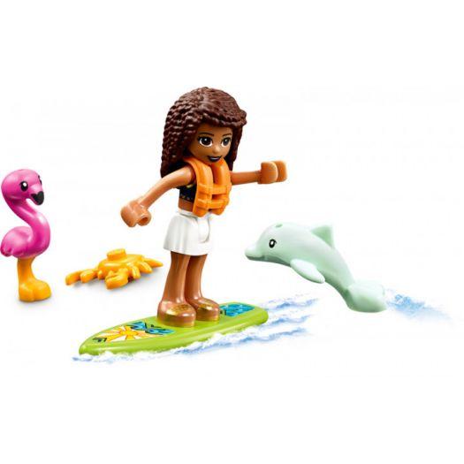 Конструктор LEGO Friends Пляжний будинок (41428)в Україні