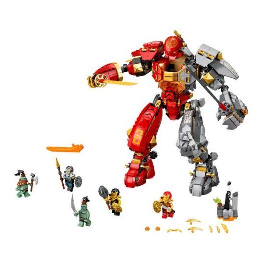Конструктор LEGO Ninjago Вогнекам'яний робот (71720)замовити