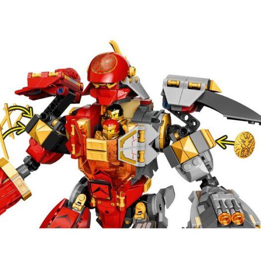 Конструктор LEGO Ninjago Вогнекам'яний робот (71720)в Україні