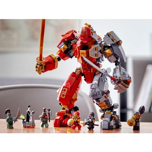 Конструктор LEGO Ninjago Вогнекам'яний робот (71720)купити