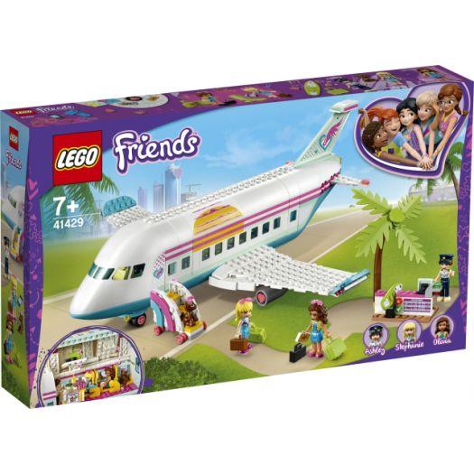 Конструктор LEGO Friends Літак у  Хартлейк-Сіті (41429)в Україні