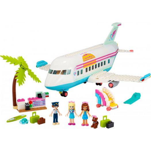 Конструктор LEGO Friends Літак у  Хартлейк-Сіті (41429)замовити