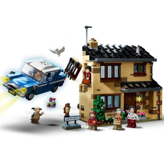 Конструктор LEGO Harry Potter Тисова вулиця Будинок4 (75968)замовити