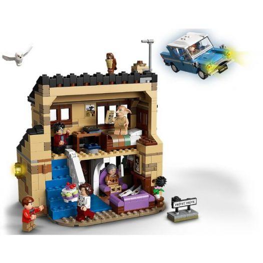 Конструктор LEGO Harry Potter Тисова вулиця Будинок4 (75968)купити