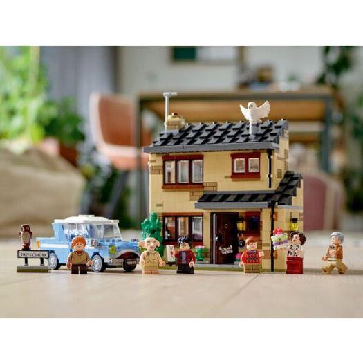 Конструктор LEGO Harry Potter Тисова вулиця Будинок4 (75968)в Україні