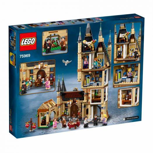 Конструктор LEGO Harry Potter Астрономічна вежа в Гоґвортсі (75969) купити