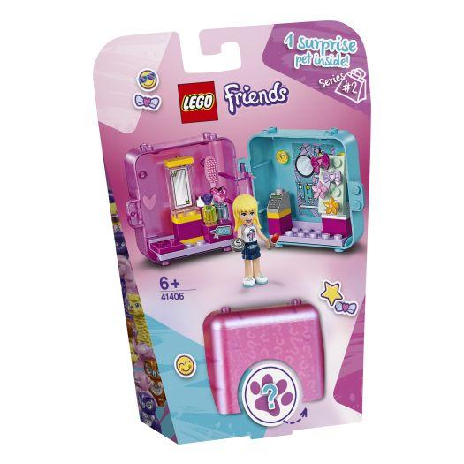 Конструктор LEGO Friends Ігрова скринька Покупки Стефані (41406)в Україні