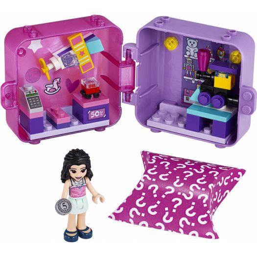 Конструктор LEGO Friends Ігрова скринька Покупки Емми (41409)купити