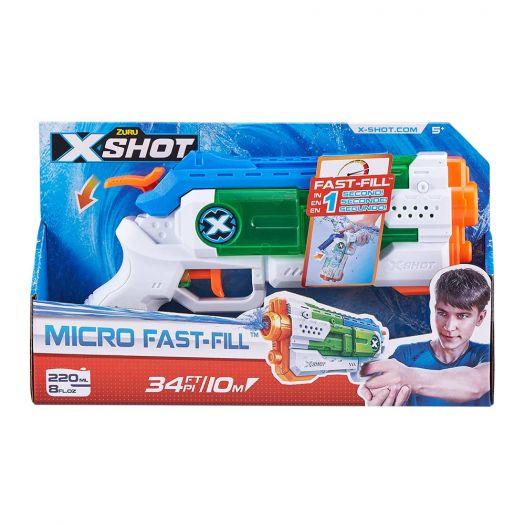 Водяний бластер X-Shot Fast Fill Small (56220)купити