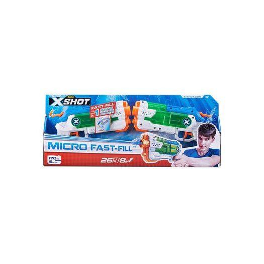 Набір водяних бластерів X-Shot  Fast Fill Small (56244)замовити