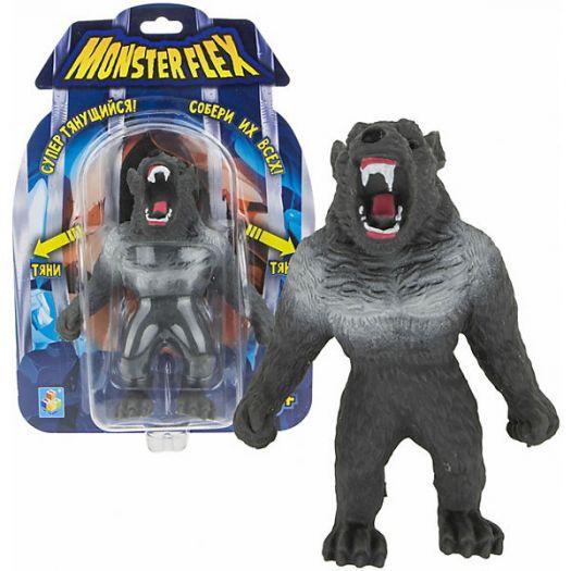 Іграшка-антистрес Monster Flex Перевертень сірий (90001)в Україні