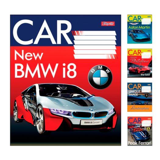 Зошит учнів, А5/24 кл. 1В EXCLUSIVE CARS (764573)купити