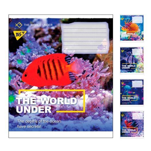 Зошит учнів, А5/18 кл. YES WORLD UNDER (764679)купити