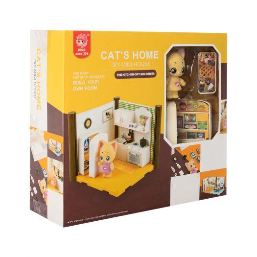 Меблі для ляльок Clouds Girl Кухня (8003)в Україні