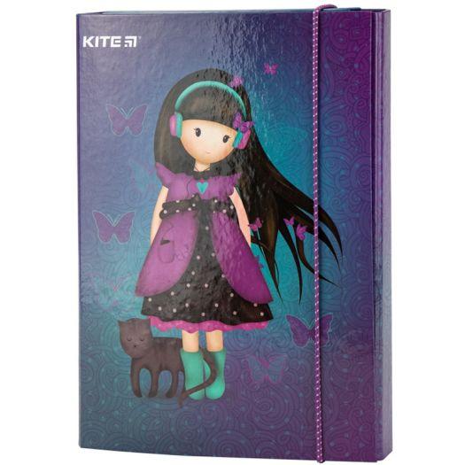 Папка для зошитів KITE Charming на гумці (K20-210-01)в Україні