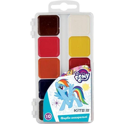 Фарби акварельні KITE My Little Pony 10 кол. (HW17-060) замовити