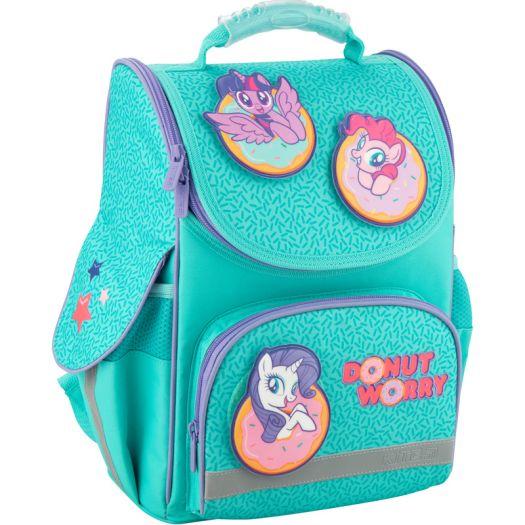 Рюкзак шкільний Kite Education каркасний My Little Pony (LP20-501S)в Україні