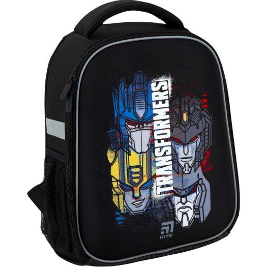 Рюкзак шкільний Kite Education каркасний Transformers (TF20-555S)купити