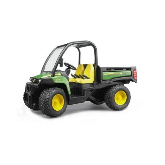 Машинка Bruder Міні-самоскид John Deere Gator XUV 855D (02491)замовити