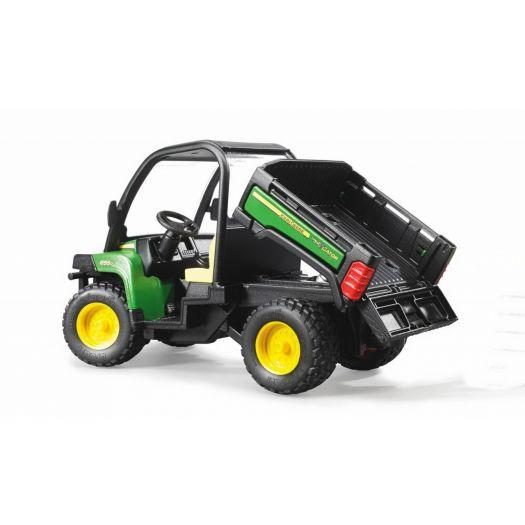 Машинка Bruder Міні-самоскид John Deere Gator XUV 855D (02491)купити