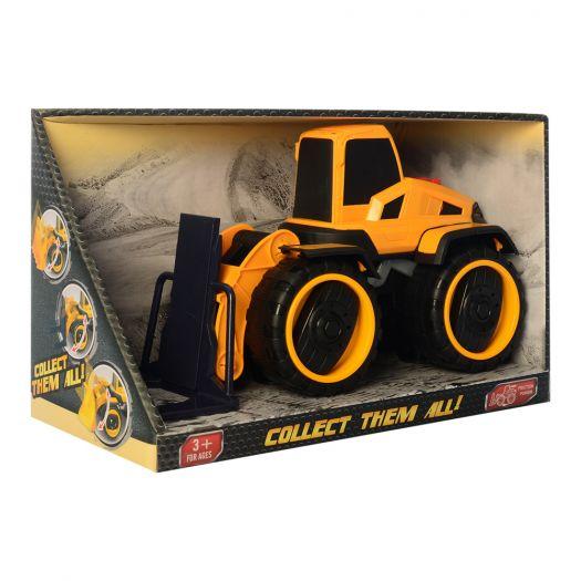 Машинка Construction Series Навантажувач інерційна (6677-7)купити