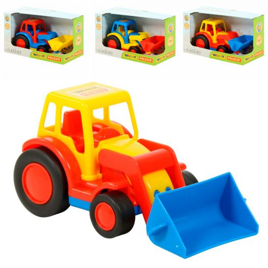Трактор-навантажувач