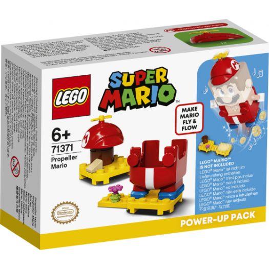 Конструктор LEGO Super Mario Маріо з пропелером. Бонусний костюм (71371)в Україні