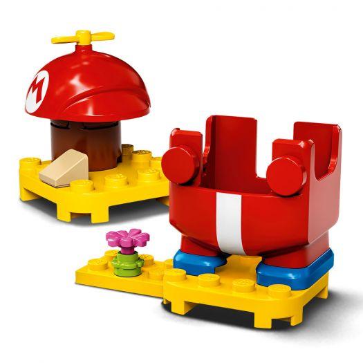 Конструктор LEGO Super Mario Маріо з пропелером. Бонусний костюм (71371)замовити