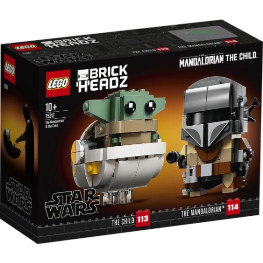 Конструктор LEGO Star Wars Мандалорець і Дитя (75317)замовити