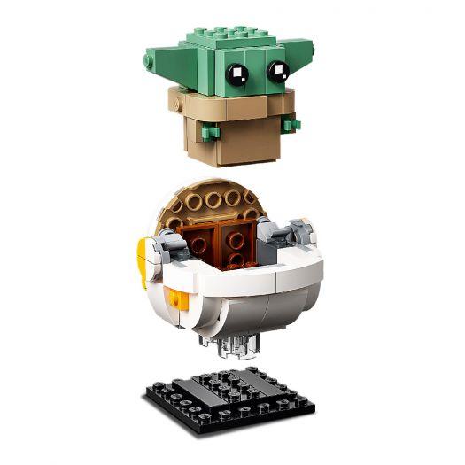 Конструктор LEGO Star Wars Мандалорець і Дитя (75317)в Україні