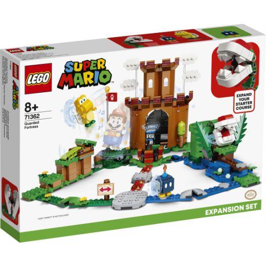 Конструктор LEGO Super Mario Укріплена фортеця Додатковий рівень (71362)купити