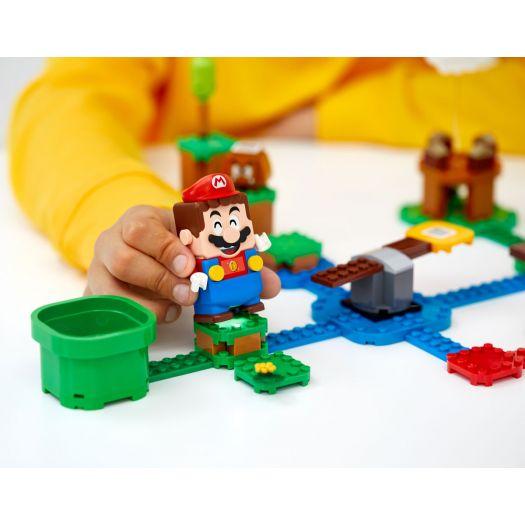 Конструктор LEGO Super Mario Пригоди з Маріо. Стартовий набір (71360)купити