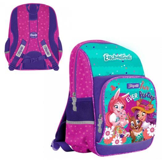 Рюкзак шкільний 1Вересня S-48 Enchantimals (558242)замовити