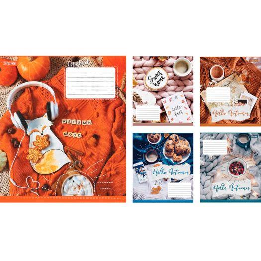 Зошит для записів, А5/36 лин. 1В HELLO AUTUMN (764114)купити
