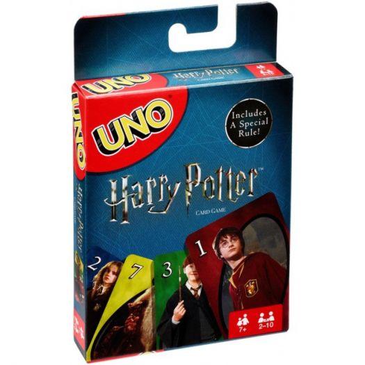 Карткова гра Mattel Games UNO Гаррі Поттер (FNC42)купити