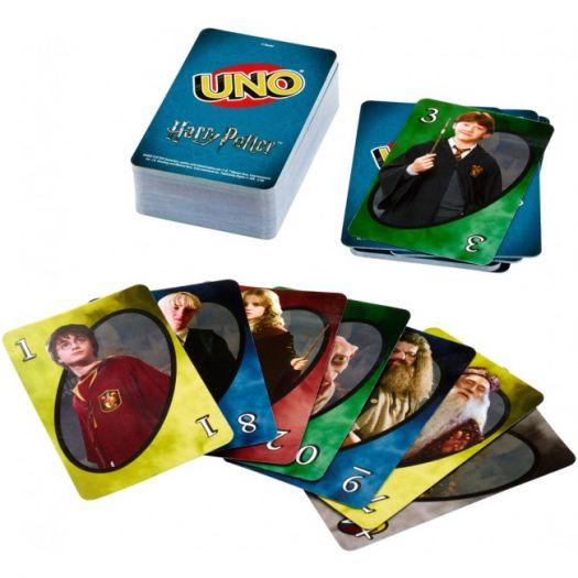 Карткова гра Mattel Games UNO Гаррі Поттер (FNC42)замовити