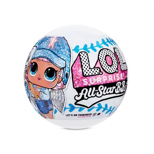 Ігровий набір з лялькою LOL SURPRISE! серії All-Star B.B.s - СПОРТИВНА КОМАНДА (570363)в Україні
