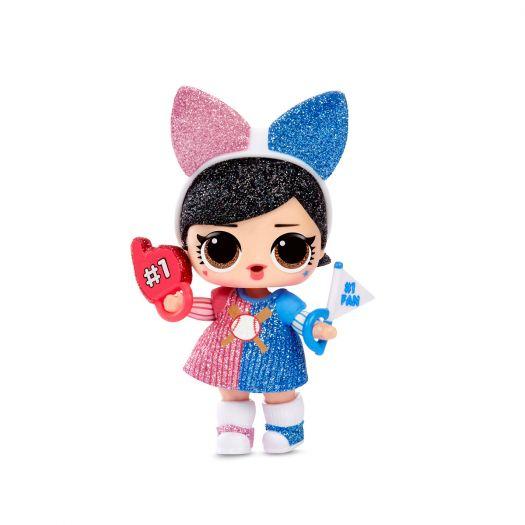 Ігровий набір з лялькою LOL SURPRISE! серії All-Star B.B.s - СПОРТИВНА КОМАНДА (570363)купити