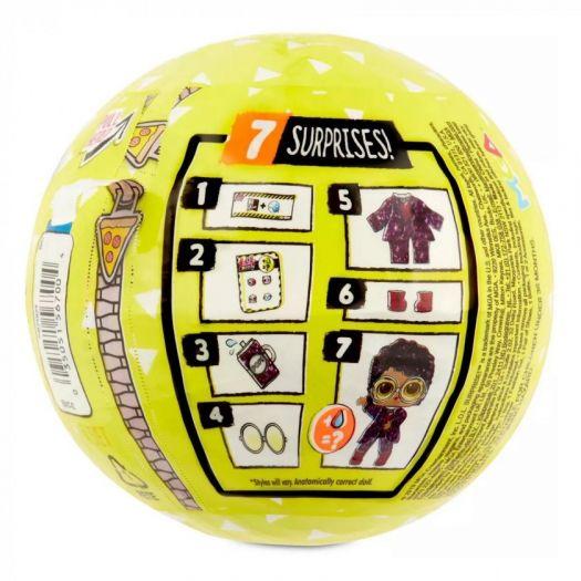 Ігровий набір з лялькою LOL SURPRISE! S3 - ХЛОПЧИКИ (569350)купити