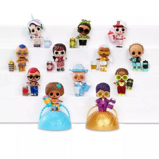 Ігровий набір з лялькою LOL SURPRISE! S3 - ХЛОПЧИКИ (569350)замовити