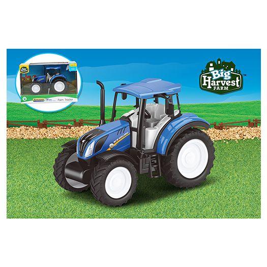 Трактор іграшковий Big Harvest Farm (30088A)замовити
