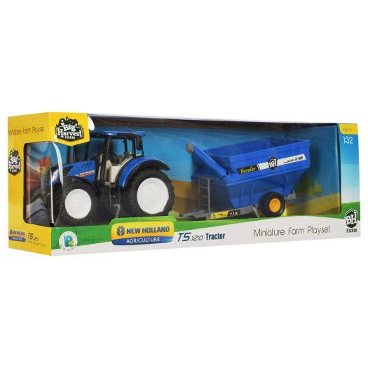 Іграшка Big Harvest Farm Трактор (30096A)в Україні