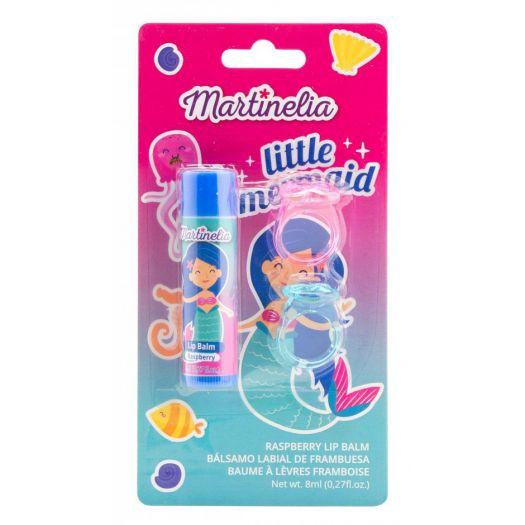 Набір косметики MARTINELIA Маленька русалочка Бальзам для губ і два кільця (30511)купити