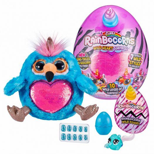М'яка іграшка-сюрприз Rainbocorn-E серія 3 (9215E)купити